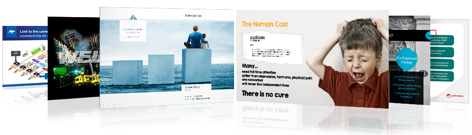 specialist powerpoint design examples