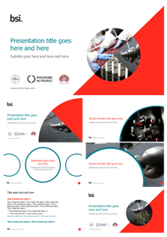 how to design a powerpoint template
