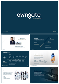 Let a professional powerpoint designer your template for your company